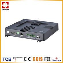 TCP/IP RS-232 Long range CE FCC certficate UHF RFID Fixed Reader
