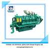Googol Diesel Engine 1800rpm 887kW 60Hz Water Cooled V8 Engine