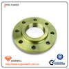 jgq-a type flanged epdm rubber bellows with DIN flange