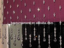 Clear Diamond acrylic crystal bead curtain