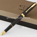 alta qualidade metal hero caneta tinteiro