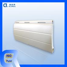 aluminum alloy with pu foam roller shutter anti-scratch slat