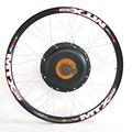 Bricolaje 75km/h 60v/72v/84v 3000w ebike motor del eje trasero kit de conversión para la bicicleta eléctrica/de la motocicleta