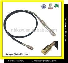 Professionalmente dynapac vibratore tubo in cemento per il modello zx-38/45/60mm