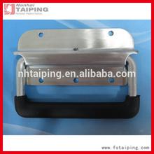 aluminum embellishments case handle