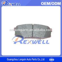 Car brake pads for used TOYOTA LAND CRUISER 04466-60120