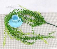 plastic flower vines