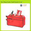 China supplier Toiletry Travel makeup bag,red waterproof cosmetic bag