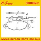ATE 604972 car braking parts , for peogeot c5
