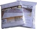 antideslizante resistencia al moho de espuma de pvc de malla de caucho arpillera de la alfombra