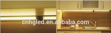 China manufacturer energy saving UL approval Dimmable led cabinet lighting new product DC12v 24V slim/Trigonal led cabinet light