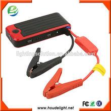 Portable battery 12v power bank car jump starter kit