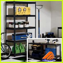 Alibaba china fastener boltless rivet shelving ,Garage useage shelf,metal storage standing rack