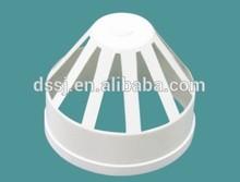 pvc pipe fitting ventilation cap