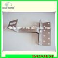 de aceroinoxidable ajustable ganchos del techo para el panel solar de montaje
