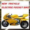 350w cheap electric pocket bike