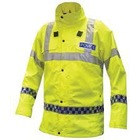 Police Traffic Protective Safety Jacket