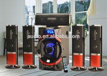 Crystal sound home cinema wireless surround sound speakers