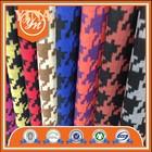 beautiful fashion china women garment houndstooth fabric 2015