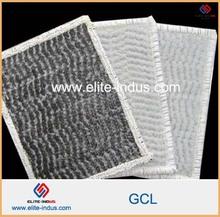 Barrera de contención de la bentonita de sodio arcilla gcl esteras/alfombrillas