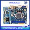 Dual channel LGA1155 H61 types of ram in computer motherboard