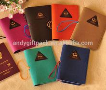 High Quality New Design Fashion Style Passport Case