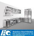 durável cozinha 304 açoinoxidável unidade de base do armário de cozinha