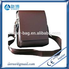 fashion style mens pu shoulder bag