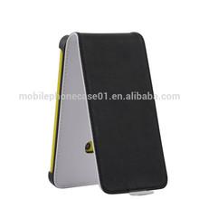 flip leather case cover for nokia lumia 720