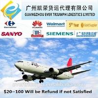 cheap air freight from China to Riga, Latvia