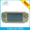 2014 new handheld 4.3-inch for sony for psp game player