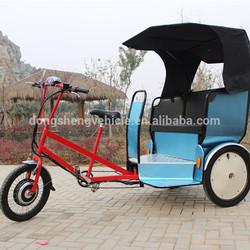 three wheel passenger electric three wheel motorcycle taxi