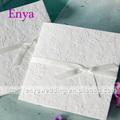 Eyic23 últimas blanco modelos tarjetas de invitación de boda