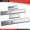 Auto Accessories for Ford Ecosport 2013 Door Sill Protector Scuff Plate Stainless Steel