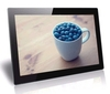 18.5 inch free download video/movie stand digital picture viewer for advertising