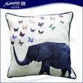 decorativos sofá de elefante almohada de respaldo