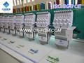15 cabeça de máquina de bordar computadorizada/máquina bordados para roupas