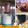 3t per day palm shell, coconut shell charcoal, timber wood carbonization furnace