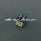 LED bulb 12V for car interior lamp T10-9smd-3528