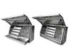 aluminum tool box,heavy duty aluminum truck tool box , aluminum box