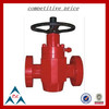 China OEM High quality customized forged non-rising stem gate valves