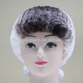 cinese pelliccia fornitore massa cappelli di pelliccia di coniglio donne inverno cappello di pelliccia