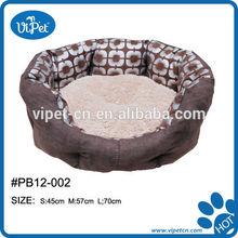 Copper luxury pet dog bed wholesale