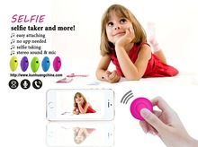 Baby love New supply Camera shutter 2014 camera wireless shutter remote control ,remote control bluetooth self taker