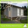 Decorated Easy Install Prefabricated Light Steel Villa House