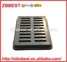 EN124 SMC high quality concrete sewer cover