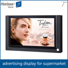 """Flintstone 7inch advertise sign screen, 7"""" lcd advertisement lcd digital signage, 7"""" lcd advertisement lcd video player"""