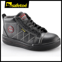 Safety sporty shoes with composite toe kevlar M-8225