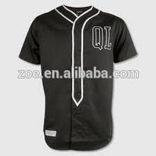 High quality custom college baseball/softball jerseys