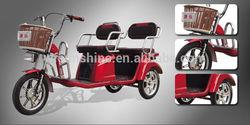 Electric rickshaw 2014 best-selling electric tricycle /three wheel motorcycle 48V Tuk Tuk
